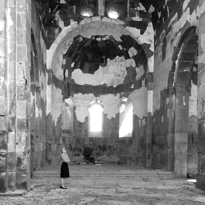 monastery ruins armenia