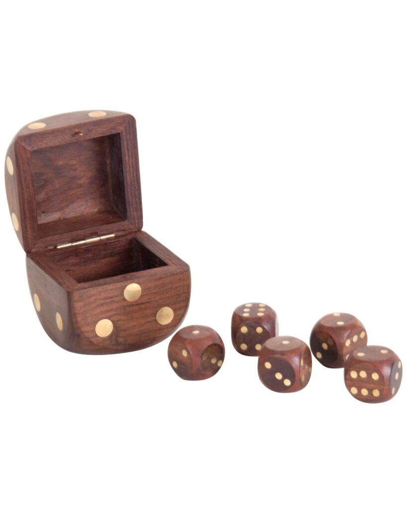 Dice Set with Style