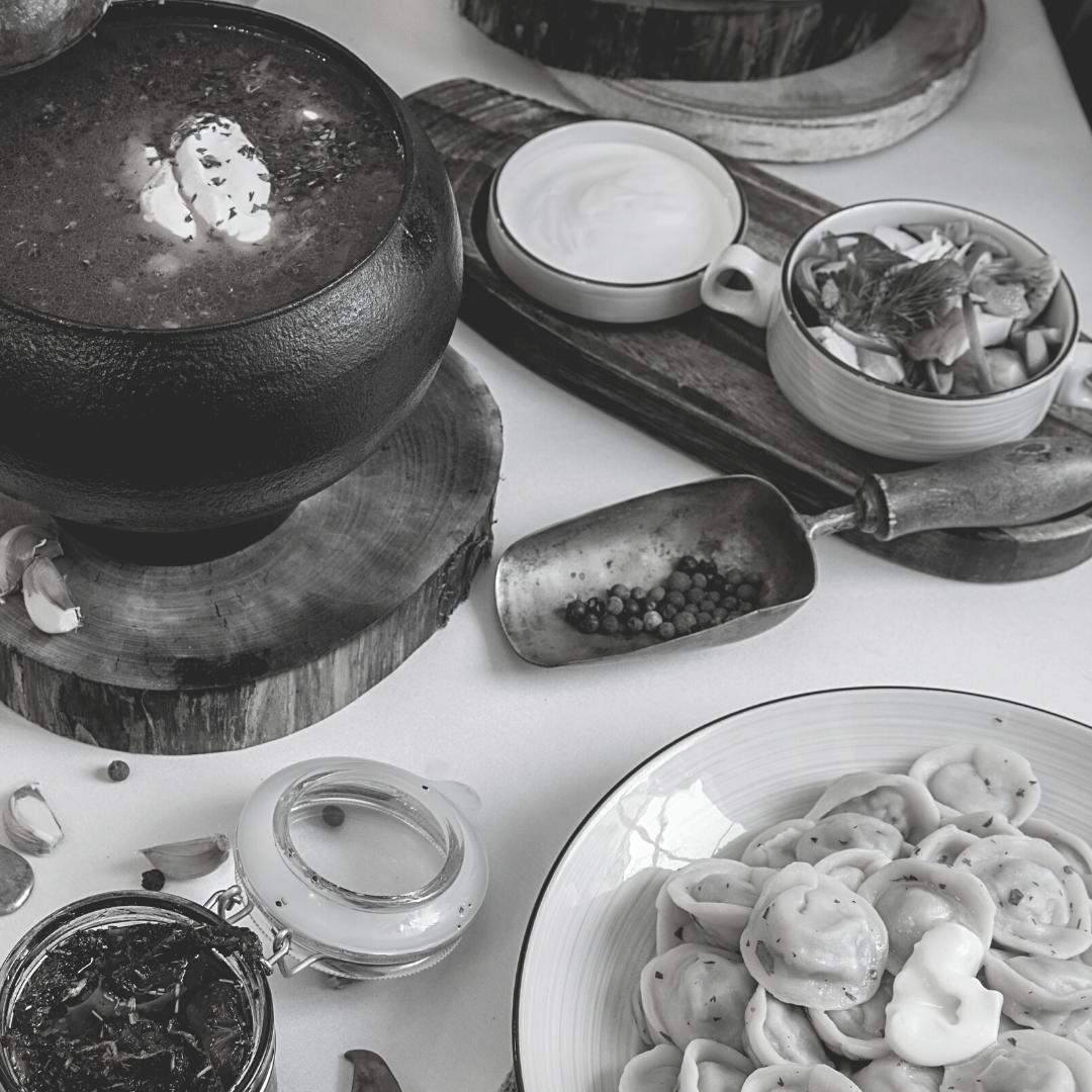 russian cuisine homemade