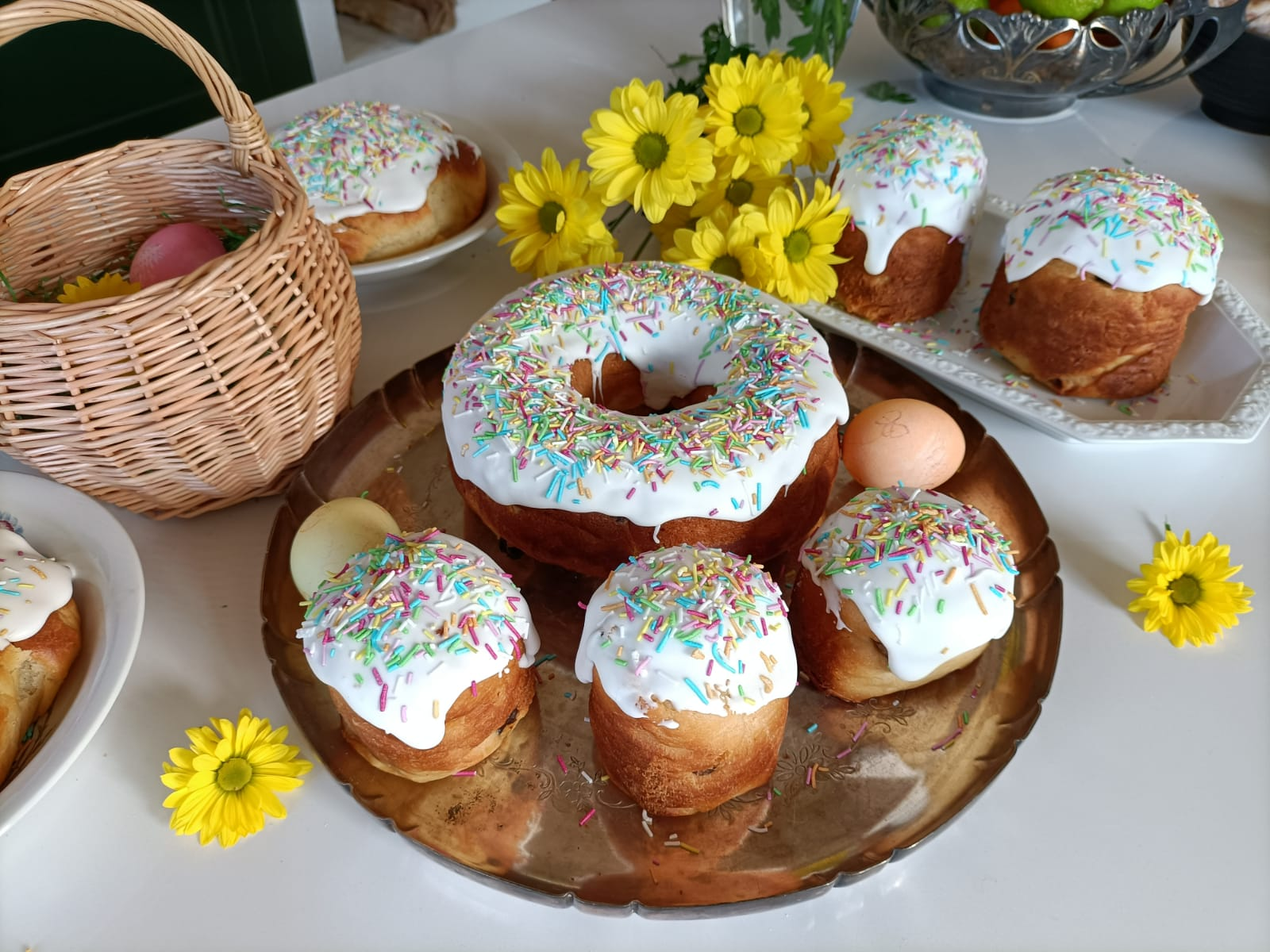 Paska – How to bake the traditional russian easter bread