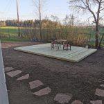 wooden terrace wooden deck